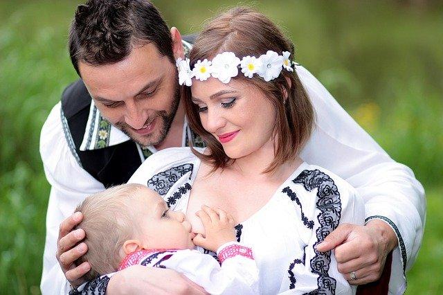 Dojčenie – základ zdravia dieťaťa